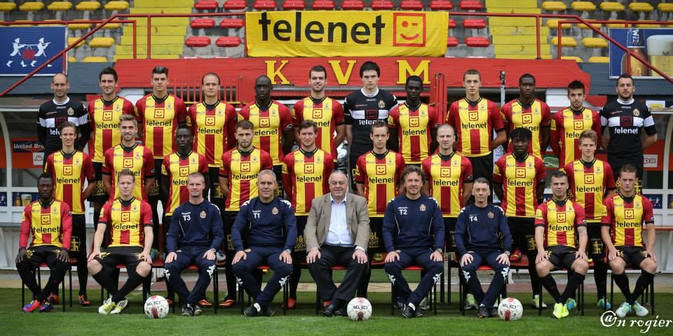 ploegfoto 2013-2014